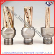 "1/2"" Thread Diamond Grinding Bit for Glass Milling"