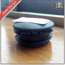Black Plastic Round Screw Plug for Shelf (YZF-H311)