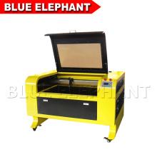 9060 machine de découpage de gravure de laser 3D, machine de découpage de laser de CO2 en métal à vendre