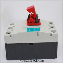 No Hole Circuit Breaker Lockout