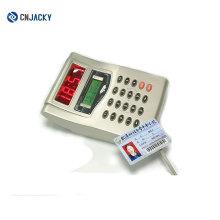 F08 / S50 / S70 / Hitag2 / EM4100 Nuevo codificador de lector y escritor de tarjetas de identificación RFID IC