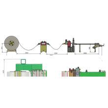 Hydraulic press machine with Feeder machine