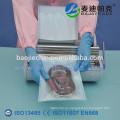 Bolsa plana de sellado de sellado en caliente 50 mm x 200 m EN868