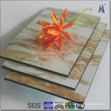 Material de panel compuesto de aluminio ACP 2015 Megabond