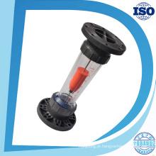 Medidor de Fluxo de Água Flangeada de Tubo de Plástico Vertical Gravitys