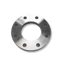 ASTM 304, 316ect Stainless Steel Flange on Pipe