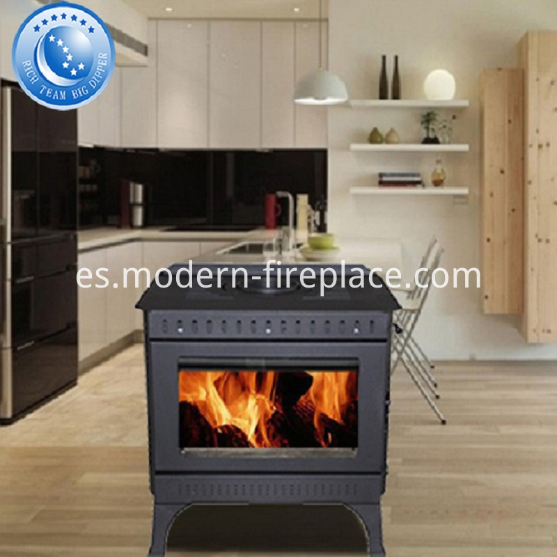 Factory Small Fireplace Stove Sale Production