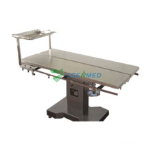 Ysvet0503 Medical Vet Hospital Hydraulic Pressure Operating Table