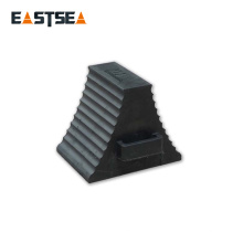 China Low Price Products Rubber Bumper Wheel Chock