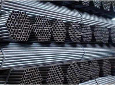 Hot dip galvanized steel pipe for structure