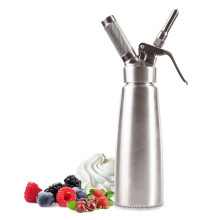 Whole Stainless Steel Whipped Cream Dispenser Wholesale 1 Pint Capacity