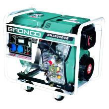 Dieselgeneratoren (BN5800DCE) 5kW offene Fram luftgekühlte 186f