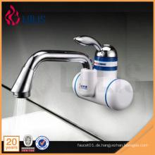 China-Anbieter Einhebel Instant Elektro-Wasser-Heizung-Hahn