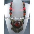Tibetische Halskette