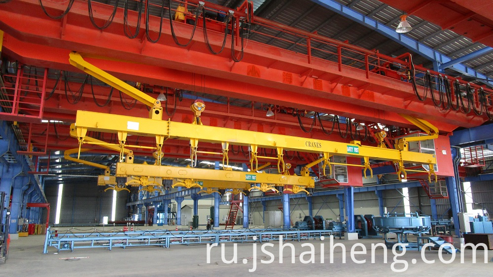 Hoop Type Gripper For Spun Pile Mould