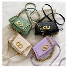 Crossbody Handbags French Underarm Bag Women′ S Bag Shoulder Messenger Women Bags