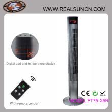 Ventilador de torre de 46 pulgadas con control remoto con temporizador