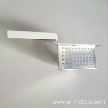1.0mm SPCC Sheet Metal Fabrication with Powder Coating
