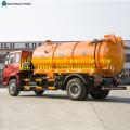 HOWO 4x2 10000liter Sewage Suction Truck