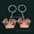 Custom 2D/3D Eco-Friendly PVC Keychains for Promotion Gifts
