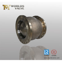 Bronze Lifting Nozzle Check Valve