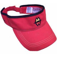 Impressão, bordado Sport Cap Sports Visor