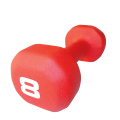 8 LB Neoprene Dumbbell