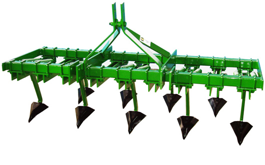 Tractor Rotary Cultivator