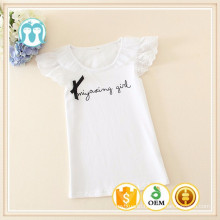 OEM 100% Cotton Cheap Children Clothes Kids T Shirt Printing With High Quality