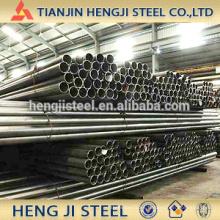 OD114.3MM 4inch thickness 2.0mm Tubo de acero soldado (tubo de acero de ERW)