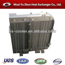 Heißer Verkauf und Hochleistungs-kundengerechter Aluminiumaluminium-kleiner Wasserkühler