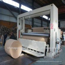 Machine à rembobiner le papier pour la machine à papier