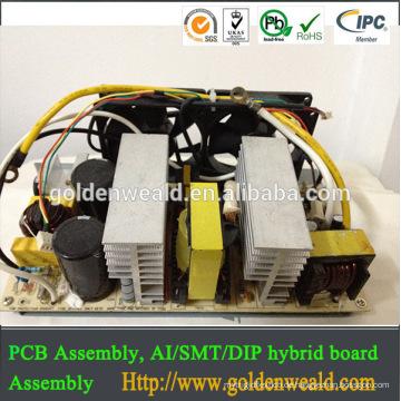 Benutzerdefinierte pcba elektronische Fertigung pcba, 60A Schaltnetzteil