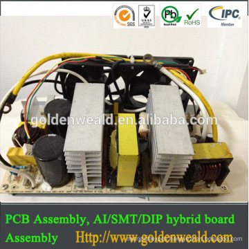 Custom pcba electronic manufacturing pcba ,60A Switching Power Supply