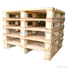 Woo Material Euro Pallets / Tipo de entrada de 2 vias e Pallet Type Pallet