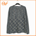 Men's Mix Yarn Knit Pullover Sweaters for Sale
