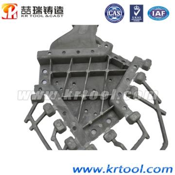 Coulée de Squeeze de haute qualité de précision pour des pièces d'alliage d'aluminium
