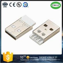 Mini USB Receptáculo USB Conector Fêmea USB (FBELE)
