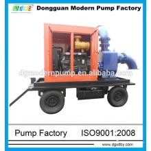 ZW series mobile diesel sewage pump