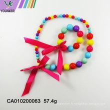 Vente chaude beaux ensembles de bijoux pour enfants