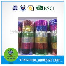 fashion decoration tape laser