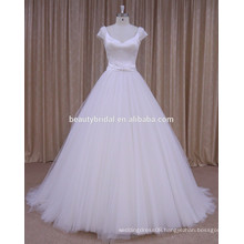 DOLORE honorable stain beaded wedding dress