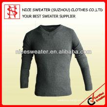 long sleeve men sweater pullover