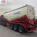 Tri-Axles Air Compressor Bulk Tank Silo Trailer