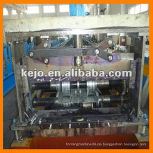 Wand- und Dachgelenk versteckte Metalldachplatte Rollenformmaschine