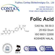 Suplemento Dietético ao Folato de Ácido Fólico Contay