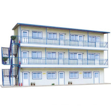 Casa comedor prefabricada con estructura de acero (KXD-pH1381)