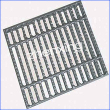 Grating Steel Grated Serrated
