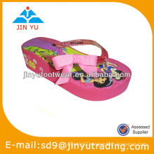 2014 women platform high heel slipper