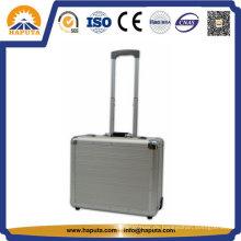 Wasserdichte Aluminium Gepäck Trolley Case Hl-2003